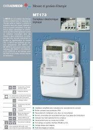 Mesure et gestion d'énergie - Iskraemeco