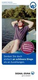 GE-Serie Flyer mit AVBs und Beiträgen 02-2013