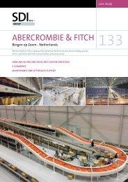 Case Study 133 - Abercrombie & Fitch - SDI Group