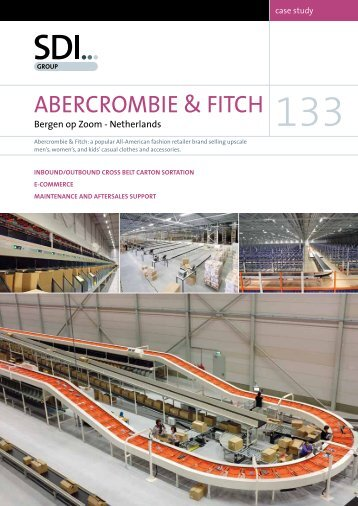 Case Study 133 - Abercrombie & Fitch - SDI Group