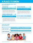 specialty camps - The Summit Area YMCA - Page 5