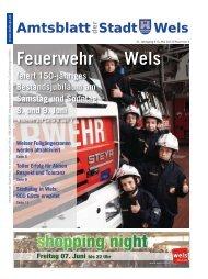 Amtsblatt der Stadt Wels Mai 2013