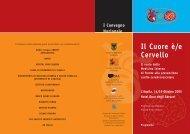 Il Cuore è/e Cervello - Portale Sanità Abruzzo