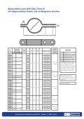 Rohrschellen aus Flachstahl DIN 3567 - HS-Befestigungssysteme - Seite 6