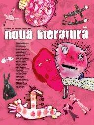 numărul 23 (aprilie 09) - Noua literatura