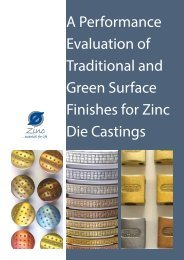 A Performance Evaluation of Traditional and Green Surface Finishes ...