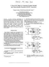 A Novel RC Model of Capacitive-Loaded Parallel and Series ...
