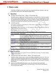 ISD9160 Demo Board Rev B User's Manual - ChipCAD - Page 6