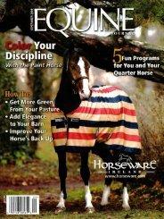 Equine Journal - September 2009 - Falkirk Farm
