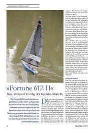 Testbericht aus Modellwerft - Verlag für Technik und Handwerk Gmbh