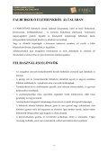 Felhasználási útmutató - Fabrostone - Page 3