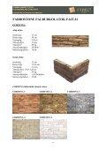 Felhasználási útmutató - Fabrostone - Page 4