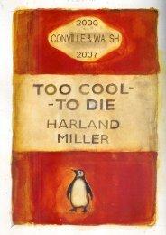 Backlist Catalogue 2000–2007 - Conville & Walsh