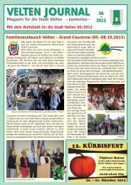 Journal 06/2012 - Osthavelland-Druck Velten GmbH
