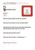 Autoren Interview Wagner Verlag - Page 2