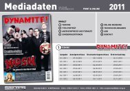 Dynamite!-Magazine