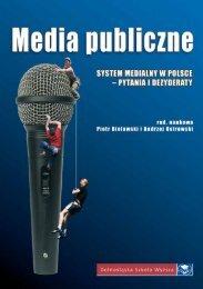 """Media publiczne - Wydawnictwo """"Lena"""""""