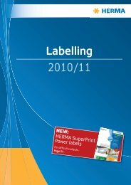 Labelling 2010/11 - hibiag