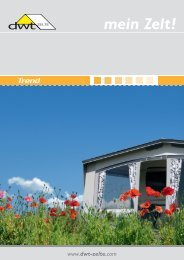klicken für den Informationsflyer - Camping Oase Kerpen