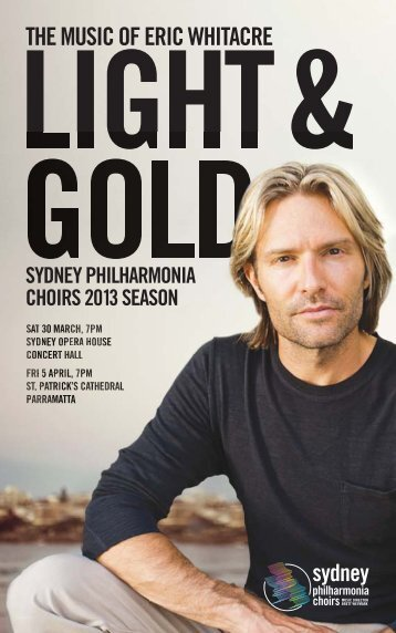 Download the Light & Gold program book (30 Mar, 5 Apr) PDF