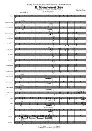 Gl'unviern ei cheu.mus - Lucerne Music Edition
