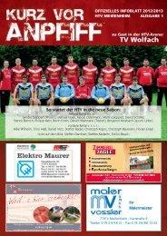 Ausgabe 1 2012/2013 (3.6 MB) - HTV Meissenheim
