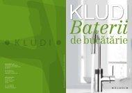 Kludi GmbH & Co. KG Postfach 25 60 · 58685 ... - Delta Studio