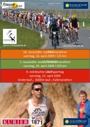 LAUFsporttag - stone-rich webservices