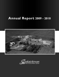 2010 Annual Report-Oct29.qxd - SaskPork