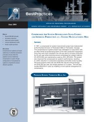 Compressed Air System Optimization Saves  Energy and Improves ...