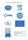 World Renewable Energy Congress / Network (WREC/WREN) - Page 2