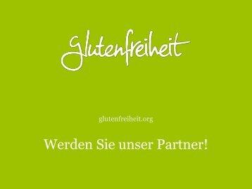 Partnerschaften - Glutenfreiheit