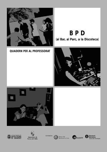 Quadern per al professorat - Asaupam