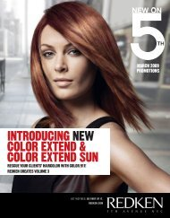 March 2009 - Redken Professional