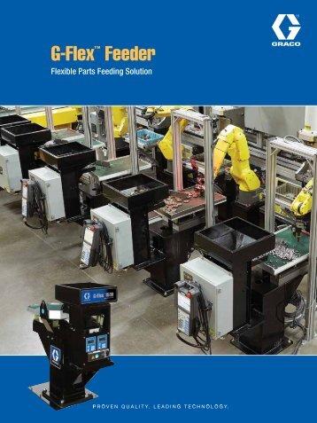 G-Flex Feeder Brochure - RR Floody Company, Inc.