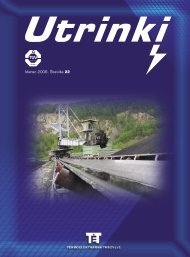 Marec 2006, Åtevilka 22 - Termoelektrarna Trbovlje