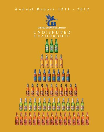 Annual Report 2011 - 2012 - United Breweries Limited