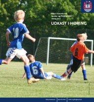 Sports- og Fritidspolitik - Århus Ungdommens Fællesråd