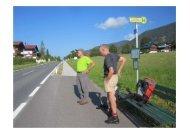 Anna Klettersteig - Bergsteigen und Wandern