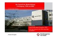 Norbert Köngeter: Arbeitsmarktdienstleistungen 2006 ...
