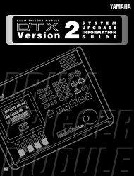drum trigger module drum trigger module - Yamaha