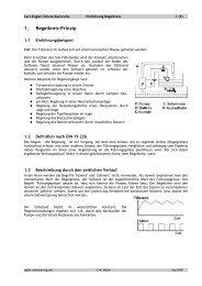 1. Regelkreis-Prinzip - Carl-Engler-Schule - Karlsruhe