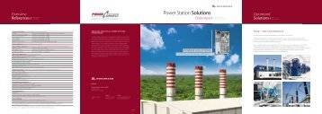 power Station Solutions - Woodward