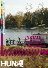 Hungary (VKKI) G29 - Waterways Forward