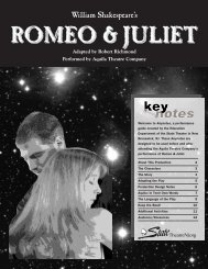 Romeo & Juliet - State Theatre