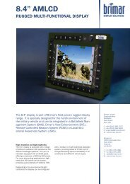 "Rugged Multi-Functional 8.4"" Display - AMLCD.pdf - Military ..."