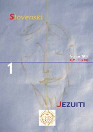 Slovenski jezuiti februar 2011 - Jezuiti v Sloveniji