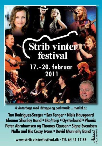 17. 20. februar 2011 - Strib Vinterfestival