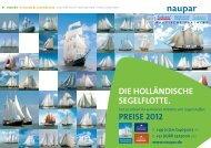 preise 2012 die holländische segelflotte. - Worldnautic.com