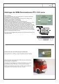 Einbau des DC01-Decoders in einen Faller LKW - Modelleisenbahn ... - Seite 5